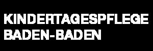 Kindertagespflege Baden-Baden